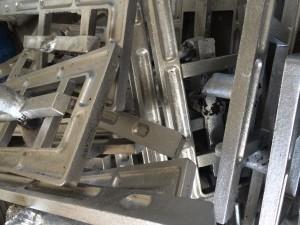 surowe odlewy aluminiowe